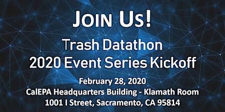 Trash Datathon 2020 Event Series Kickoff tickets