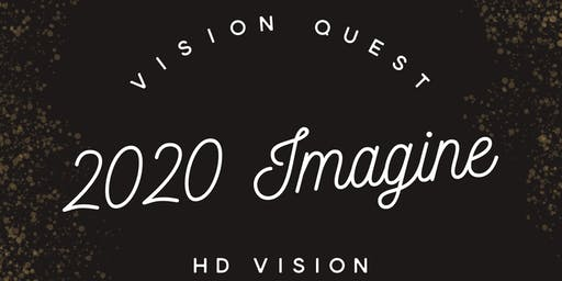 New Year's Eve Gala: Vision Quest 2020