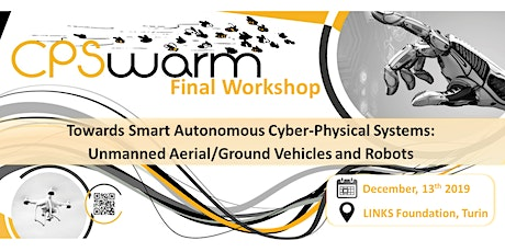 CPSwarm Final Workshop tickets