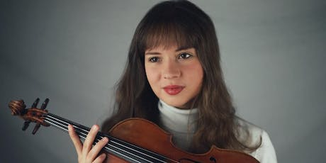 Drinks reception and violin recital with Juliette Roos tickets