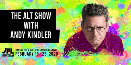The Alt Show with Andy Kindler tickets