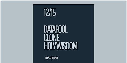 Clone/Datapool/Holy Wisdom llc