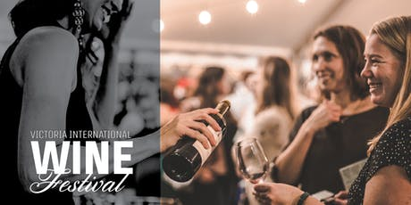 Victoria International Wine Festival 2020 tickets