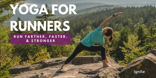 Yoga For Runners | Run Farther, Faster, & Stronger!