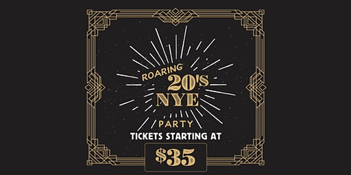 Roaring Twenties New Year's Eve Party at Lucky Strike!