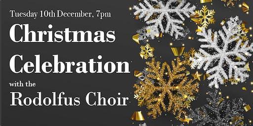 Christmas Carol Concert with the Rodolfus Choir