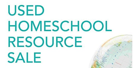 Used Homeschool Resource Sale tickets