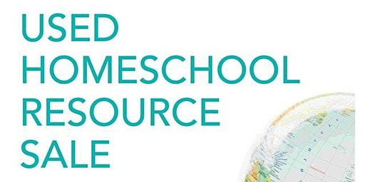 Used Homeschool Resource Sale
