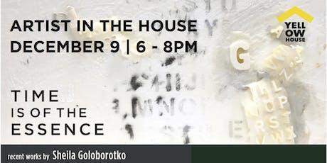 Artist in the House:  Sheila Goloborotko tickets