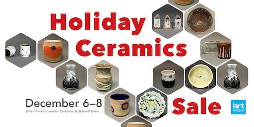 Holiday Ceramics Sale