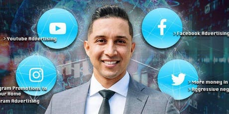 How to Double Your Business using Social Media w/ Gabe Mendez tickets