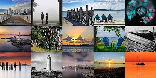 2019 Boston Harbor Photo Contest Gallery Reception