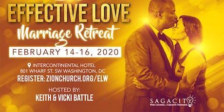 Effective Love Marriage Retreat tickets