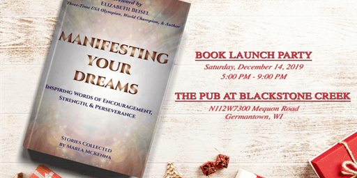 "Book Party for ""Manifesting Your Dreams"""