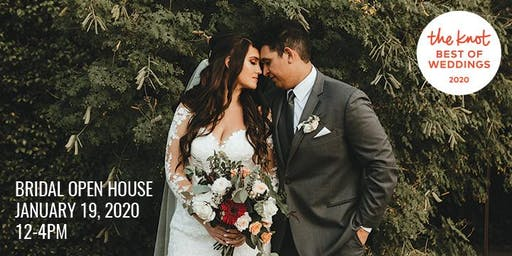 January 19th Bridal Open House