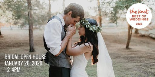 January 26th Bridal Open House
