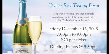 Oyster Bay Wine Tasting Event tickets