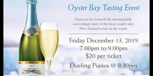 Oyster Bay Wine Tasting Event