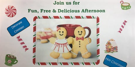 Gingerbread Decorating Event tickets