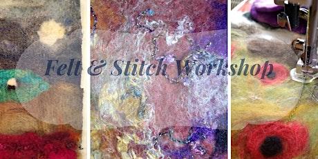 Felting Workshop tickets