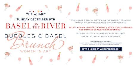 Basel On The River: Bubbles & Basel Brunch, Women In Art tickets