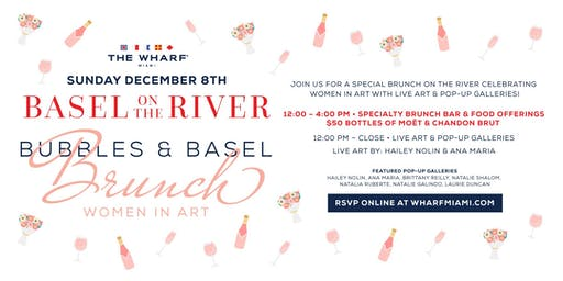 Basel On The River: Bubbles & Basel Brunch, Women In Art
