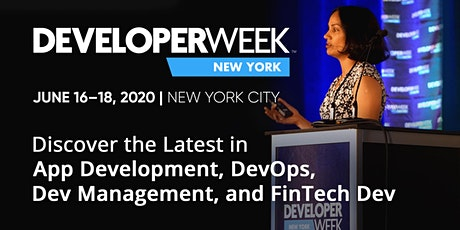 DeveloperWeek New York 2020 tickets