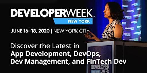 DeveloperWeek New York 2020