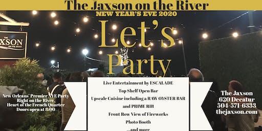 New Year's Eve at The Jaxson