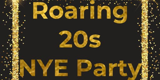 Roaring 20s New Years Eve