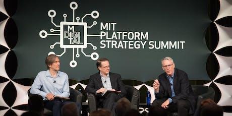 MIT Platform Strategy Summit 2020 tickets
