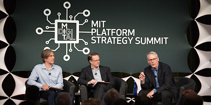 MIT Platform Strategy Summit 2020