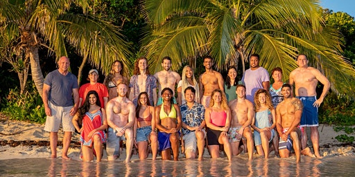 Hearts of Reality presents: Survivor Island of Idols Finale Watch Party