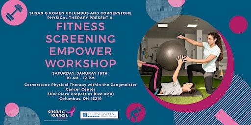 Fitness Screening Empower Workshop