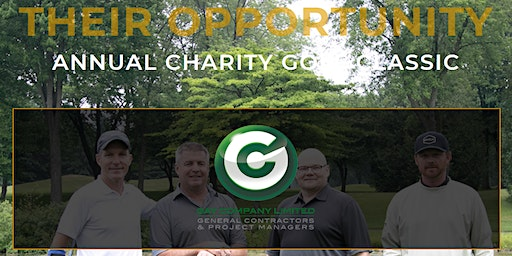 Their Opportunity 2020 Charity Golf Classic presented by Gay Company Limited