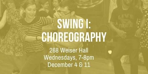 Swing I: Choreography