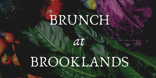 Brunch at Brooklands Seating #1