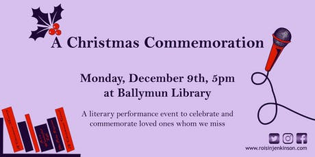 A Christmas Commemoration tickets