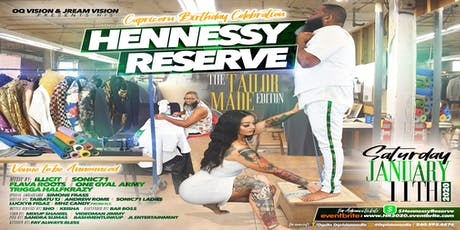 Hennessy Reserve 2020 tickets