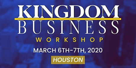 Kingdom Business tickets