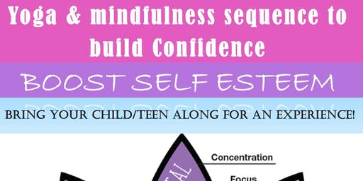 Boast Self Esteem in youth through Yoga and Mindfulness
