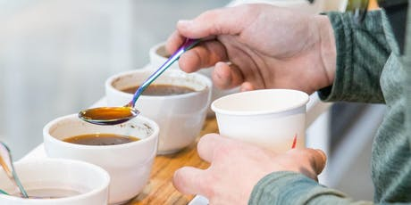 GGET x Highland Park Coffee Cupping tickets