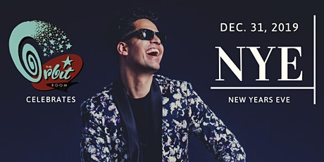 New Year's Eve 2019 @ The Orbit Room with JORDAN JOHN & his All-Star Band tickets