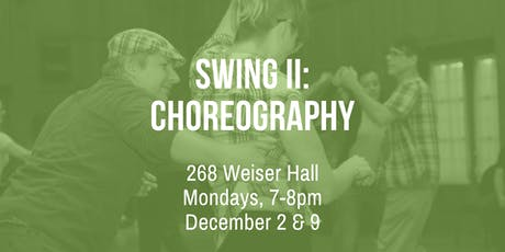 Swing II: Choreography tickets