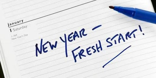 What's Your Spiritual New Year's Resolution? (Free Event)