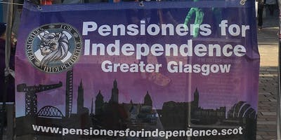 Glasgow Pensioners for Indy Xmas Social