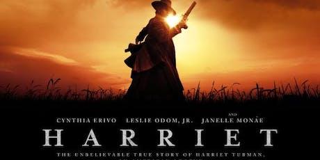 Movie - Harriet tickets
