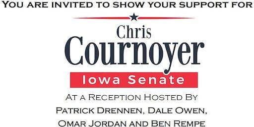 State Senator, Chris Cournoyer's Support Event
