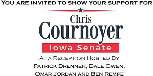 State Senator, Chris Cournoyer's Support Event