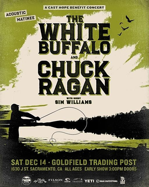 The White Buffalo / Chuck Ragan *Acoustic Matinee Show*